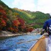 【京都】保津川下りに行って来ました!嵐山の絶景とスリルが満載!