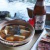 【嵐山】ボートを漕いで行きました!琴ヶ瀬茶屋でちょっと一杯